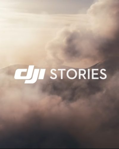 DJI Etna documentario